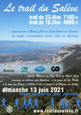 TRAIL DU SALEVE